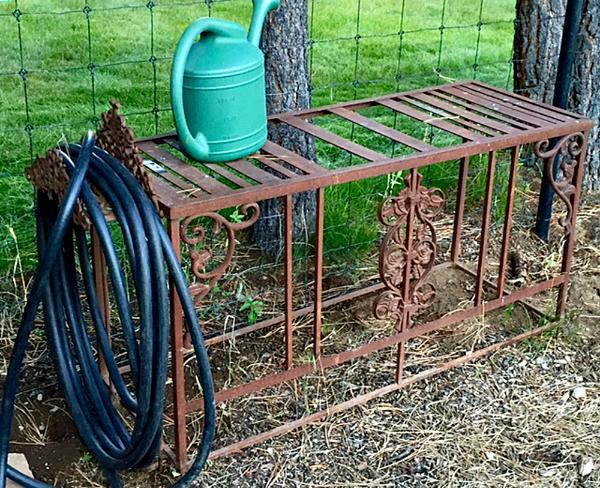 Garden Table/Bench