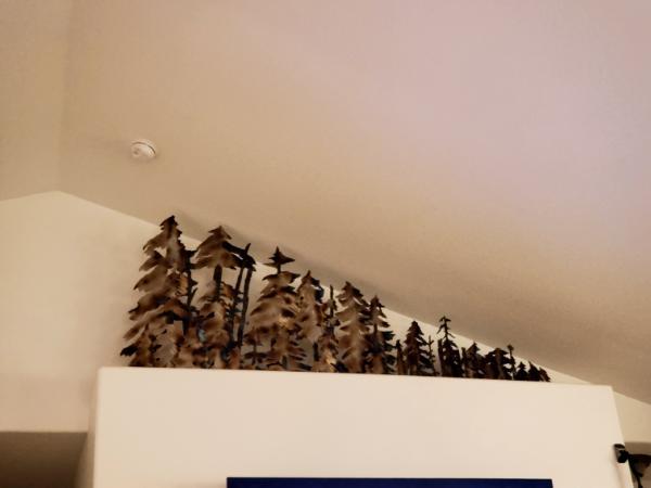 Custom Shelf Piece