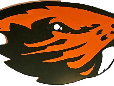 OSU Beaver Sign