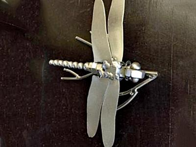 Silverware Dragonfly