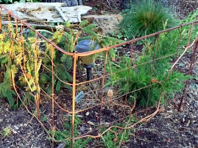 Corner Plant Support